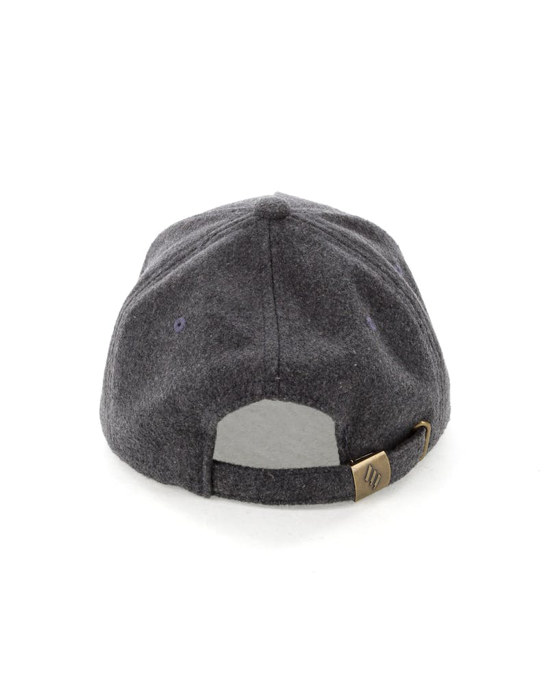 Elevn Clothing Co Signature Wool Hat Grey