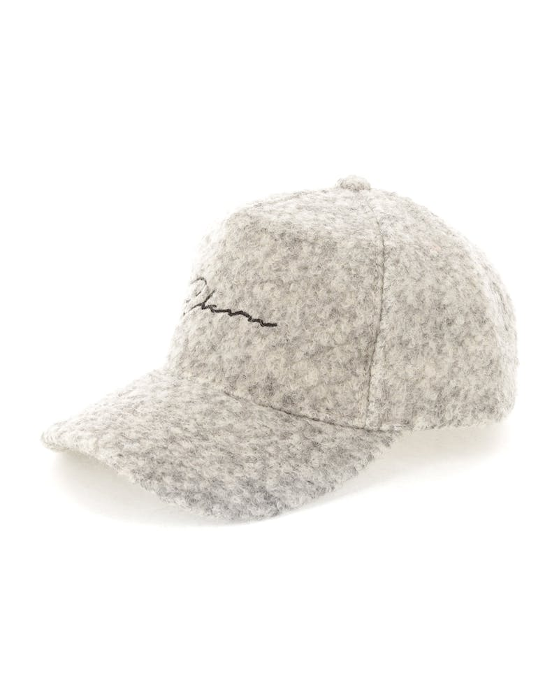 Elevn Clothing Co Wool Hat White