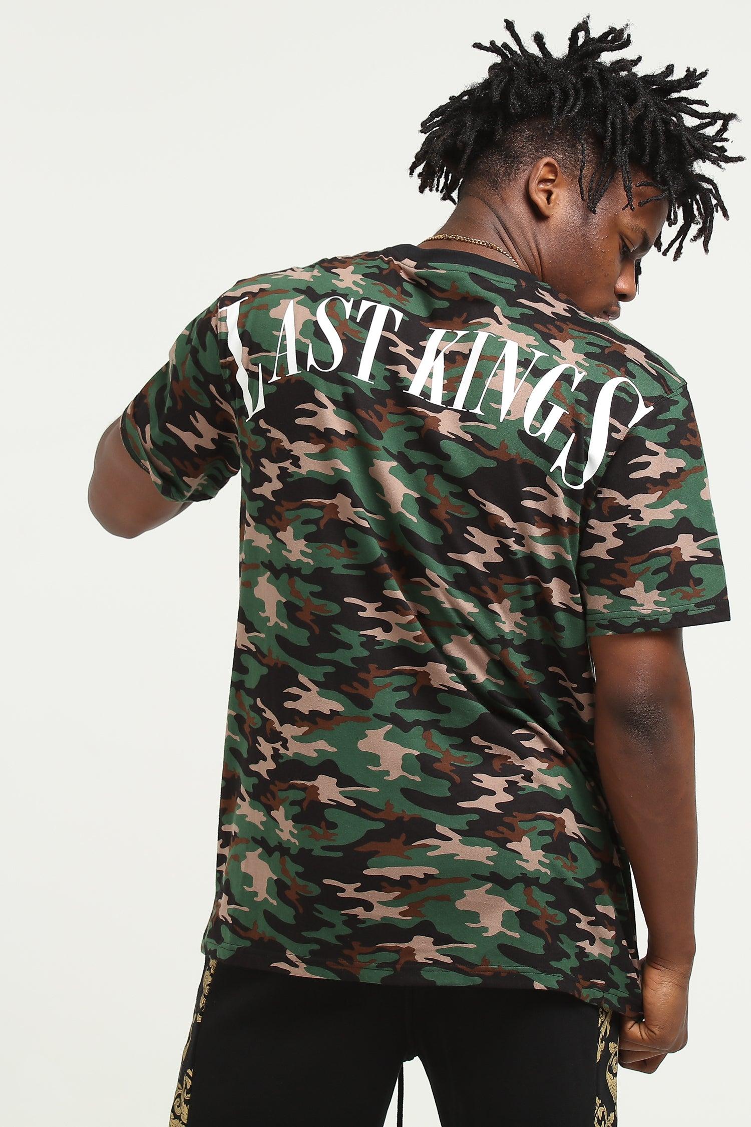 JUNIOR Woodland Camo  SIZE XS S M L XL Kids Camouflage SHORT SLEVE BOYS T-Shirt