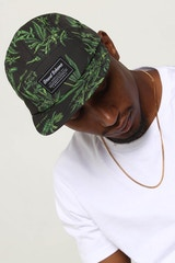 GRAND SCHEME MAUI WOWIE 5 PANEL CAP BLACK