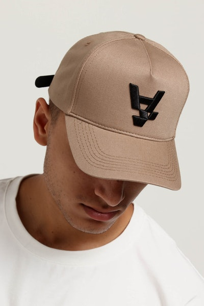 The Anti-Order A Logo Strapback Tan/Black