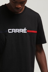 CARRÉ PINNACALE SS TEE BLACK