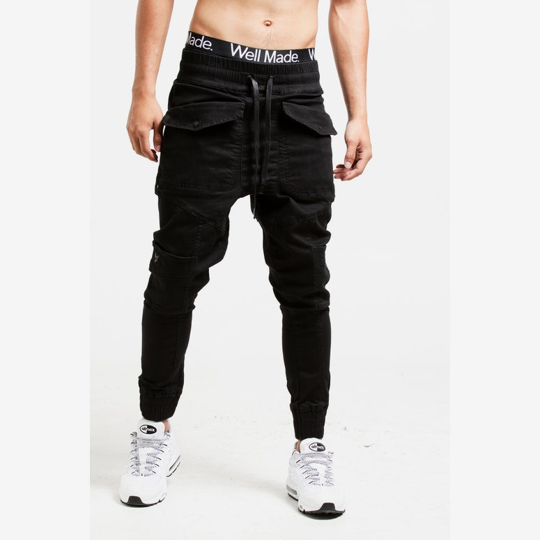 The Anti-Order Anti Cargo Pant 2 Black