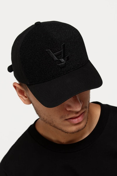 The Anti-Order A3 Strapback Black