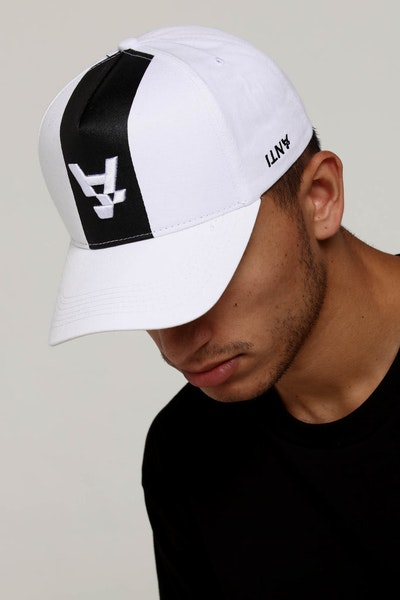 The Anti-Order A2 Strapback Black/White