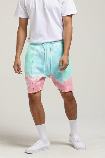 New Slaves Sea Side Short Tie Dye