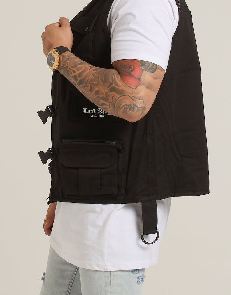 Last Kings Tactical Vest Black