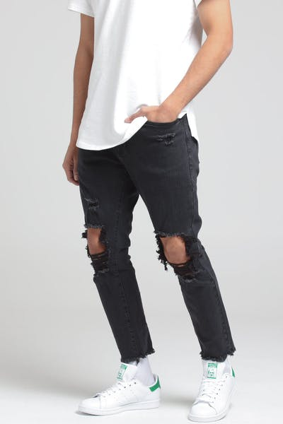 Loiter NYC Wired Jeans Black