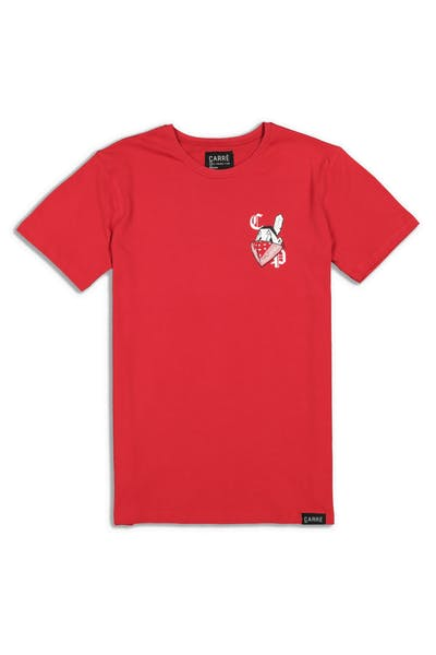 Carré Masked Up 2 Divise SS Tee Red