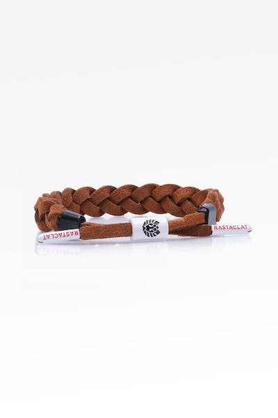RASTACLAT MEN'S JUX BRACELET BROWN
