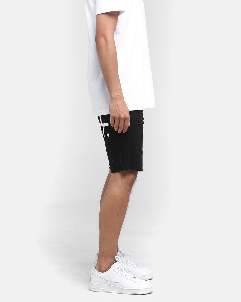 Federation Ripped Perfect Short 1 Plus Black