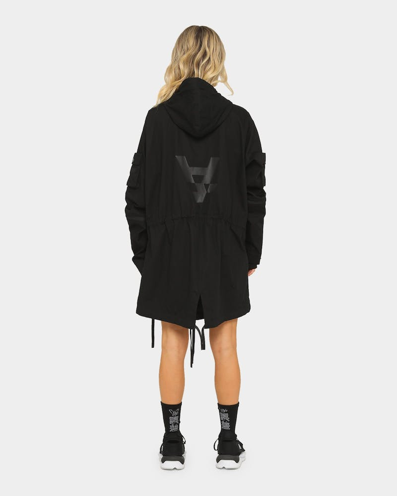 The Anti Order U-God Anorak Black