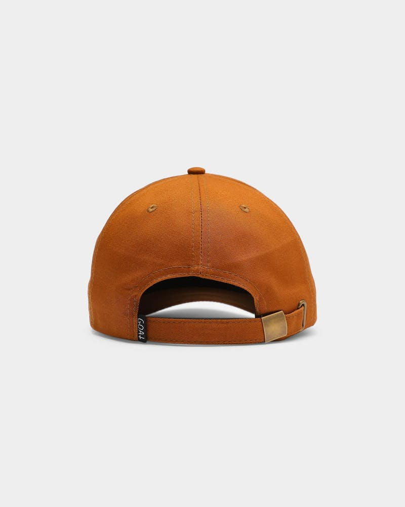 Goat Crew Its Lit Strapback Brown