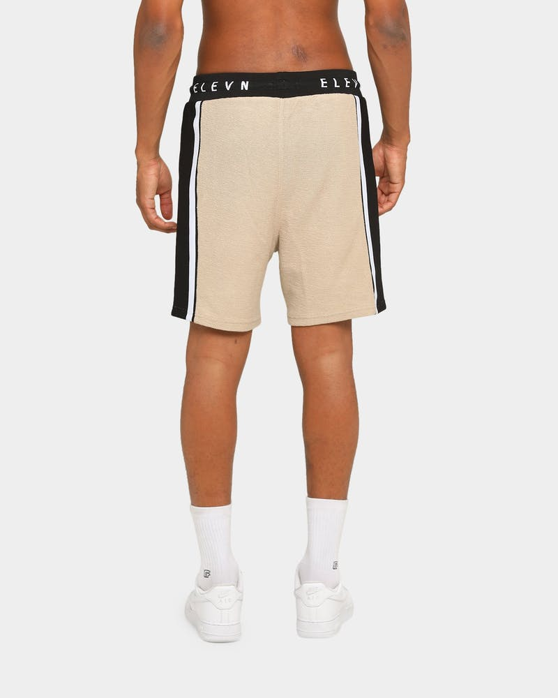 Elevn Clothing Co. Tangible Shorts Beige