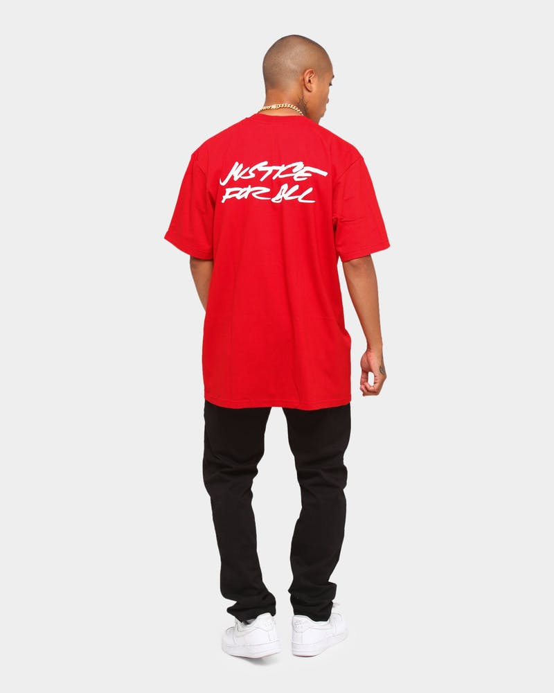 Supreme Futura T-Shirt Red