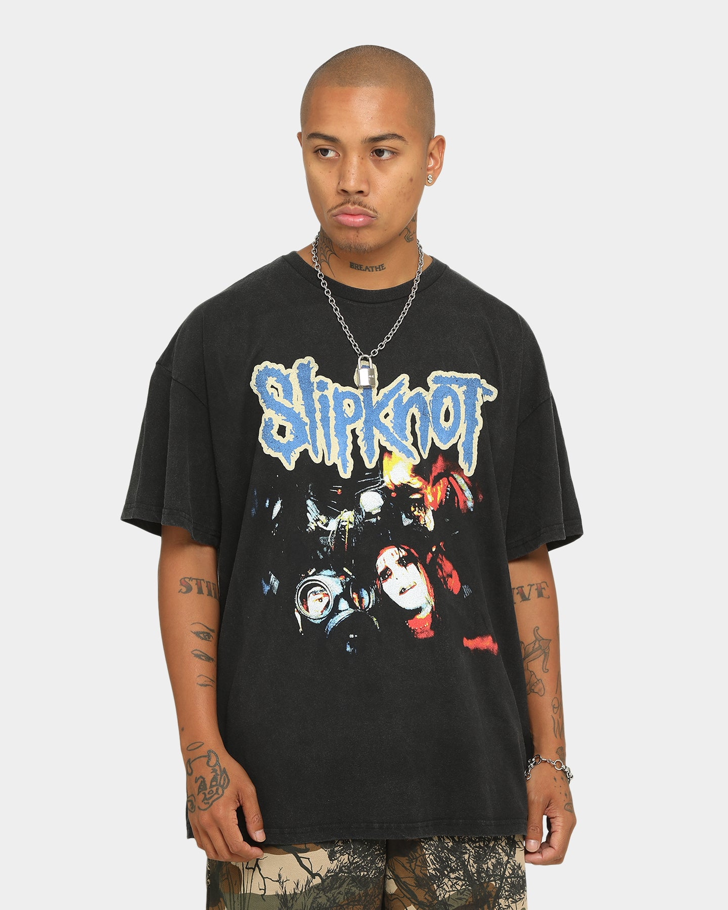 T-Shirt Homme Bravado T
