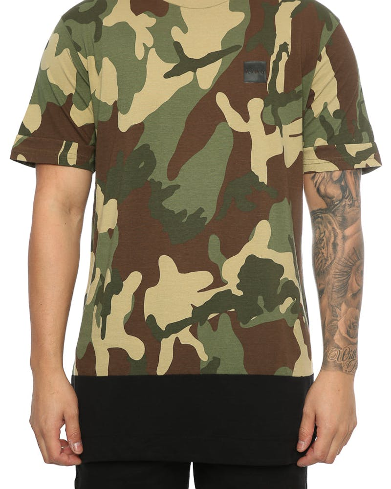 King Apparel Handgraft Tee (Midline) Camo