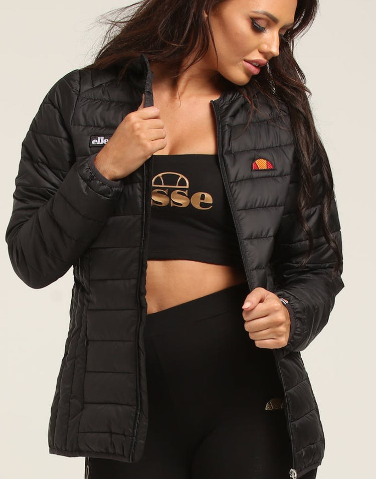 ac9c699e Ellesse Women's Lombard Padded Jacket Anthracite