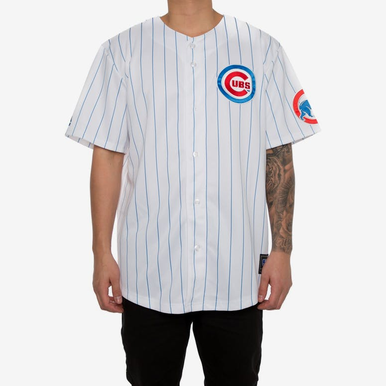 6d13d55e1 Majestic Athletic Chicago Cubs Replica Jersey White – Culture Kings US
