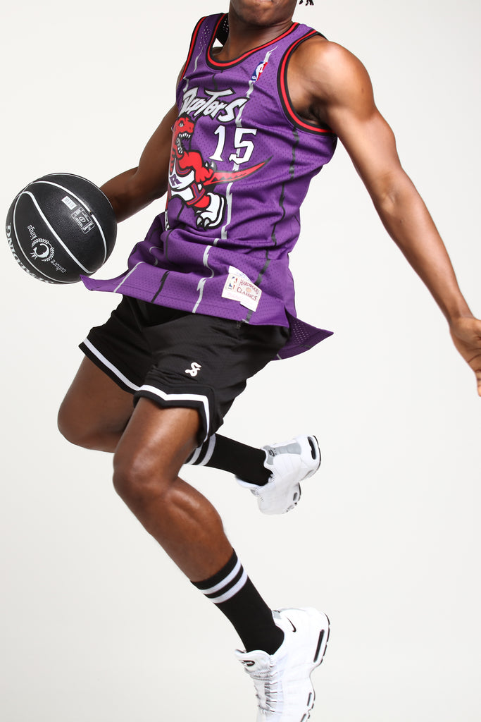sneakers for cheap 0ddde 2a245 best price toronto raptors purple throwback short 07f34 9f12f