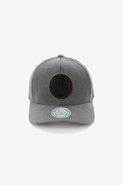 Mitchell & Ness Golden State Warriors 110 Snapback Washed Denim