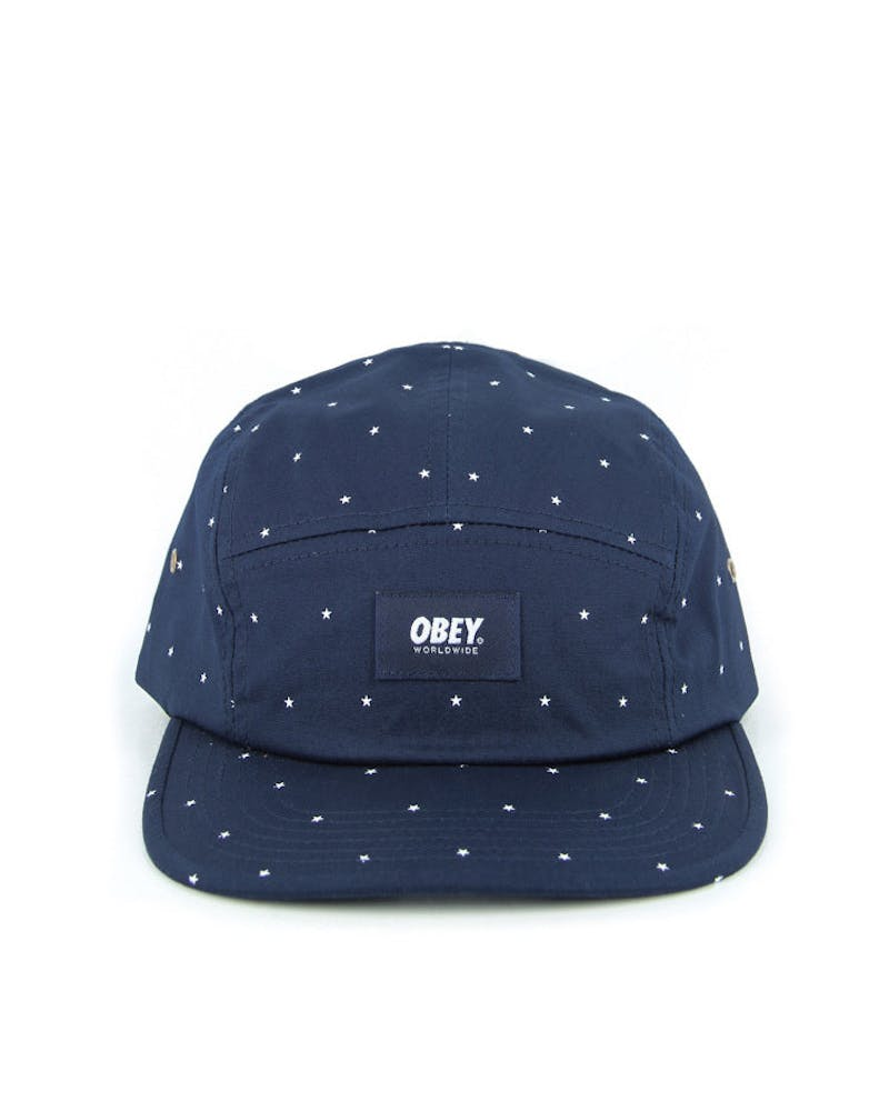 Franklin 5 Panel Navy