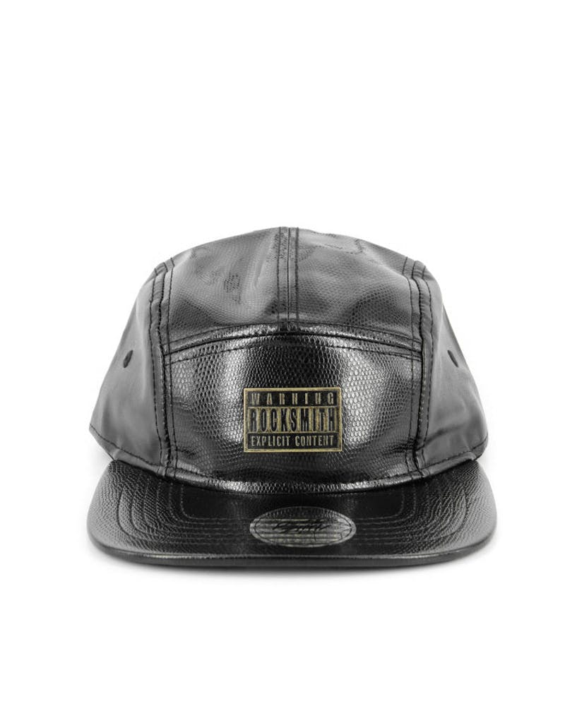 Explicit Luxe Leather 5P Black