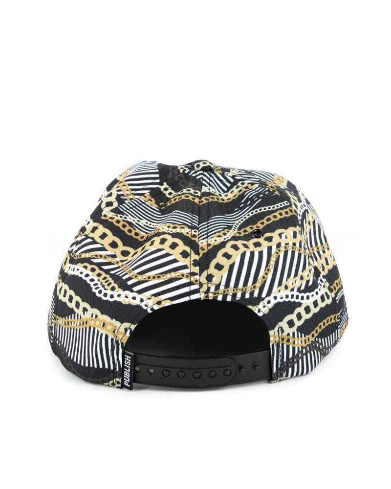 Baracus Sublimated Snapback Black