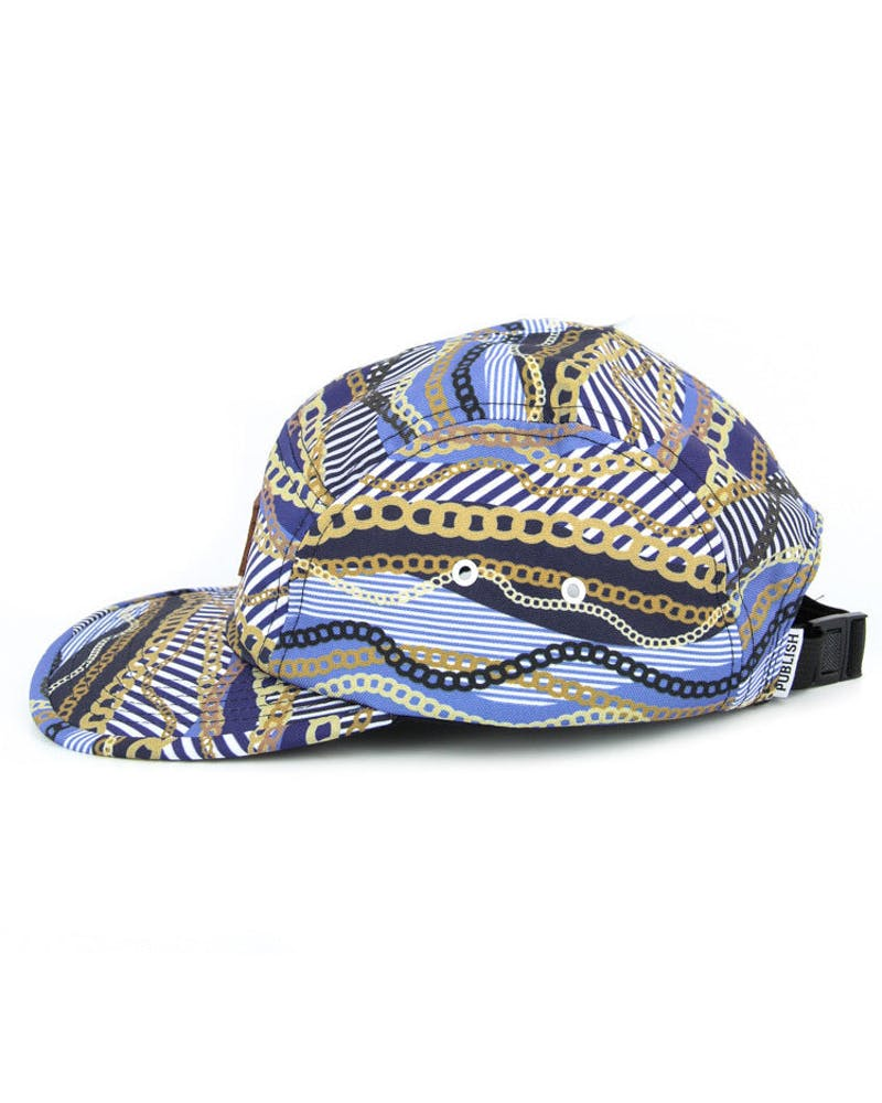 Turead Sublimated Cap Navy