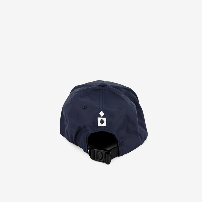 Marquise Clipback Navy