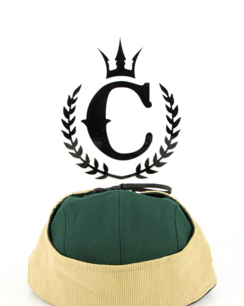 Lodge Hunter 5 Panel Dark Green/whit