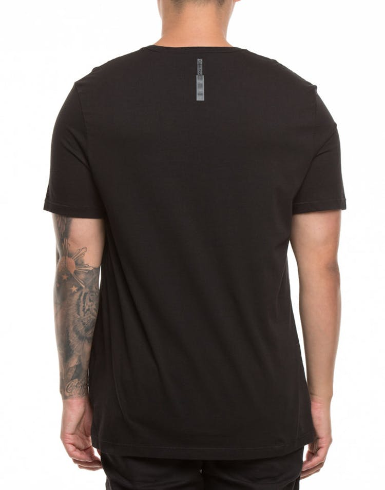 Calvin Klein New York Crew Neck Tee Black