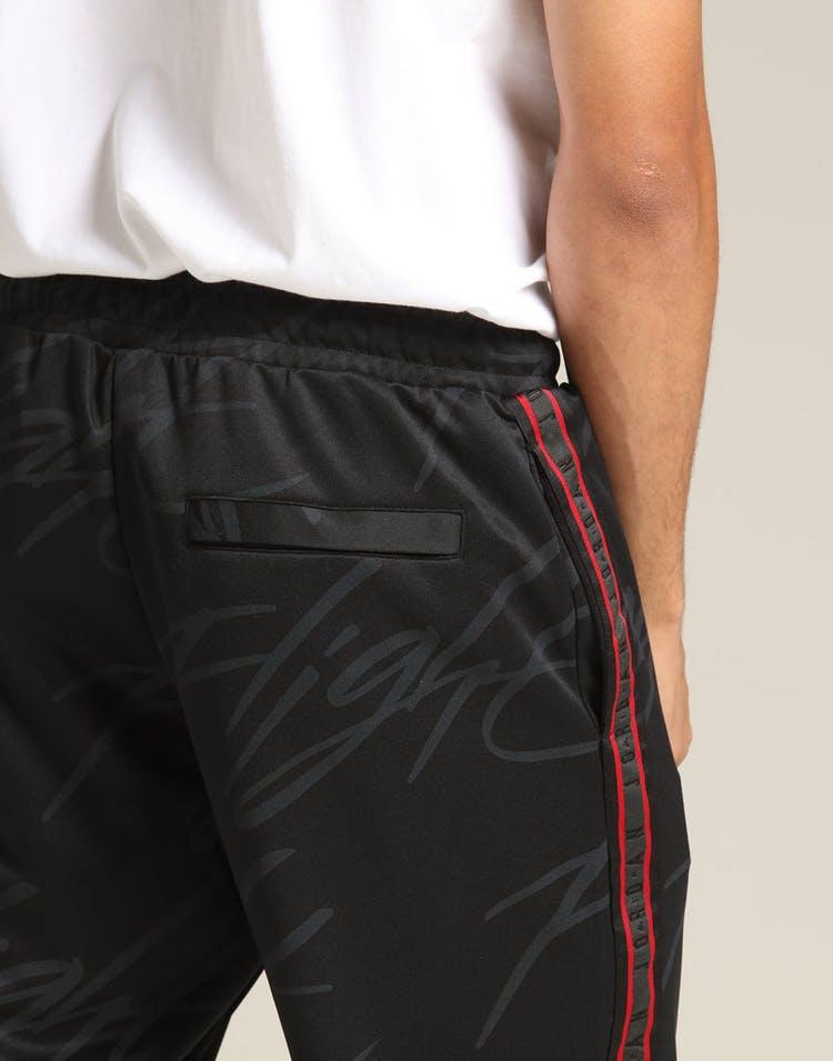 fce9e96f9a931f Jordan Jumpman Tricot TrackPant Black Red – Culture Kings US