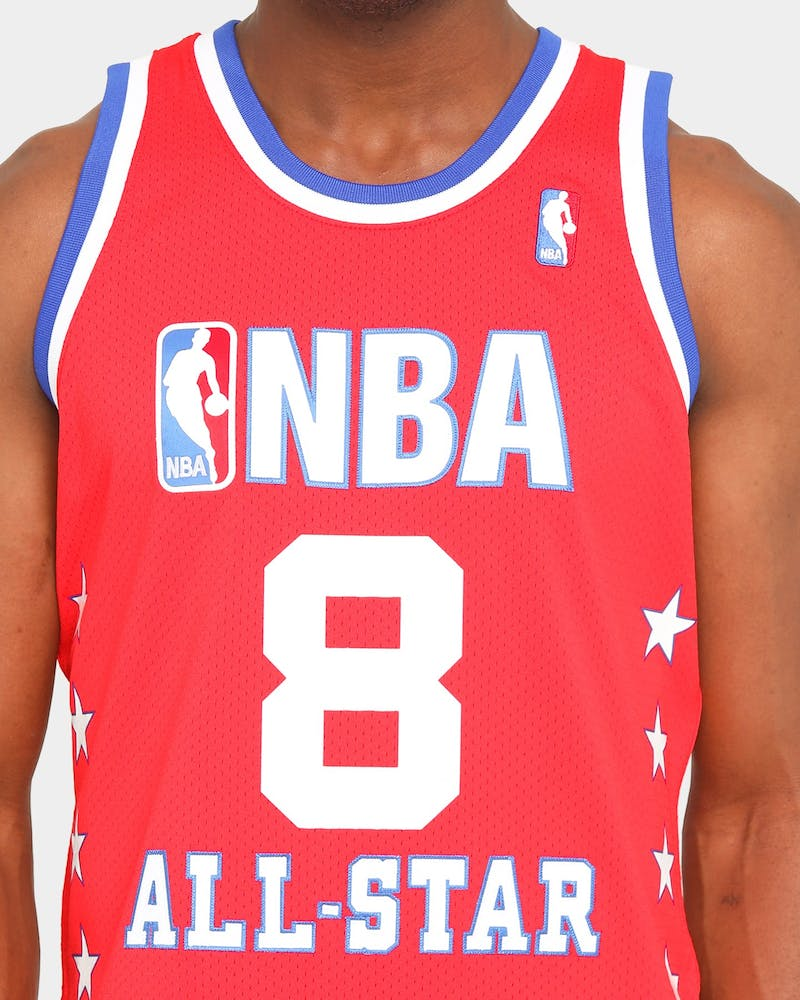 Mitchell & Ness Kobe Bryant All Star West 03' #8 Authentic NBA Jersey Red