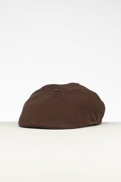 Kangol Wool Flexfit 504 Brown