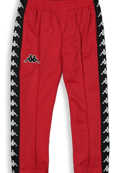 Kappa Kids 222 Banda Astoria Slim Pant Red/Black/White
