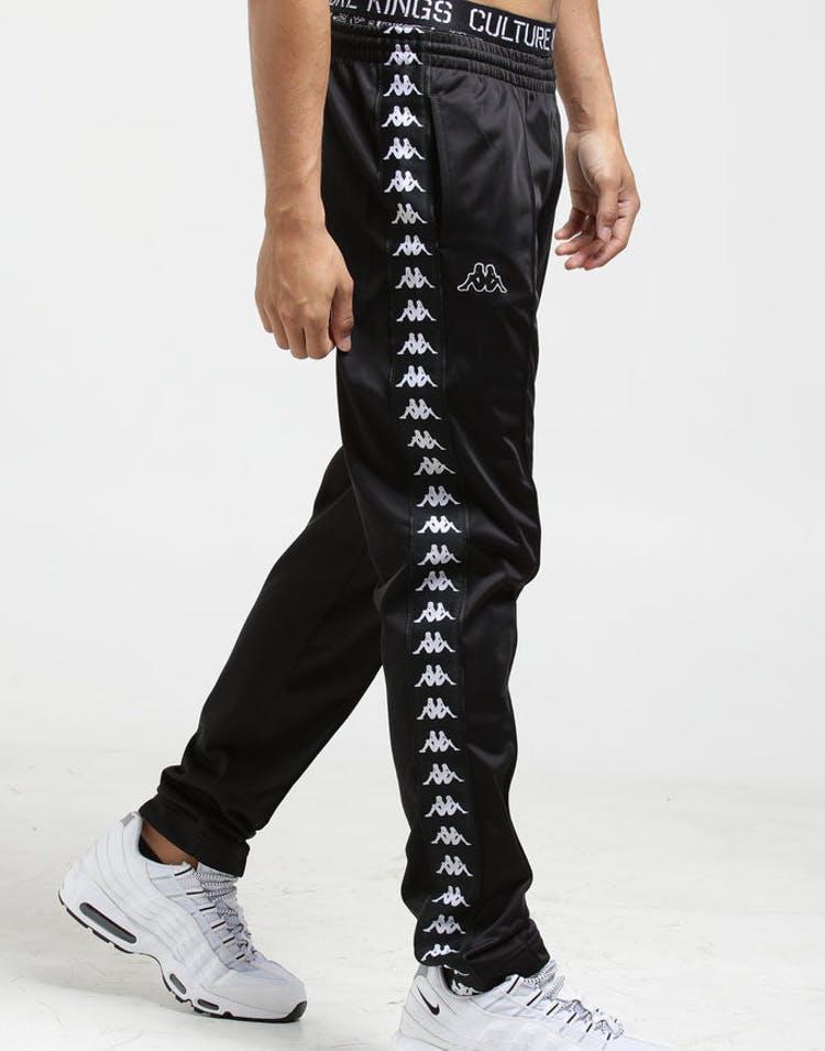 5e092b70d4 Kappa 222 Banda Astoria Slim Pant Black/Black