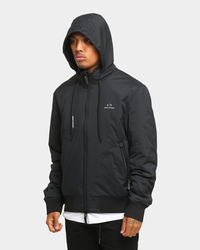 Armani Exchange Blouson Jacket Black