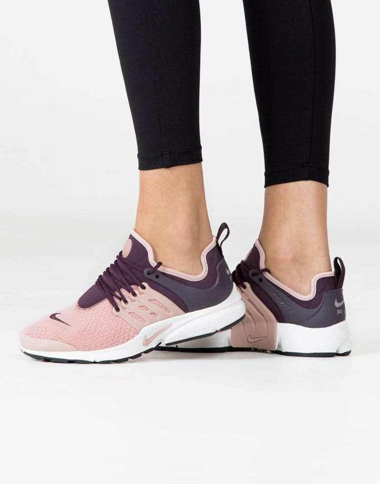 the best attitude 8c054 e65c1 Nike Women's Air Presto Pink/Burgundy/White