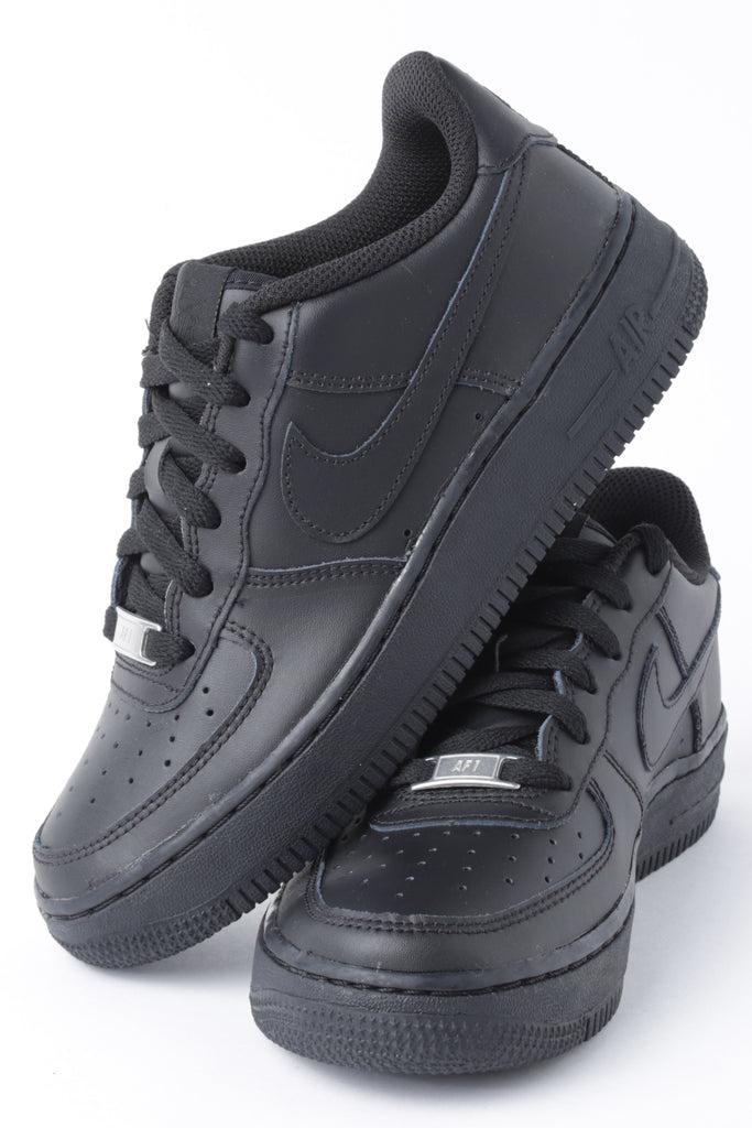 Nike Boys Air Force 1 (GS) BlackBlackBlack