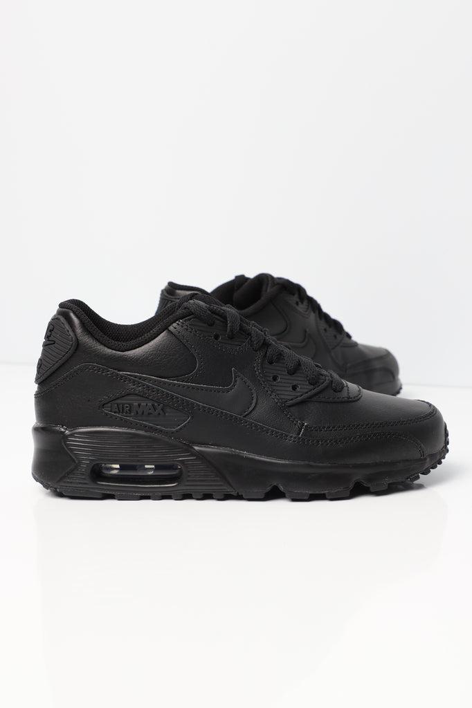 nike boys air max 90 leather