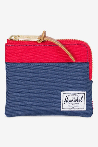 Herschel Supply Co Johnny RFID Navy/Red