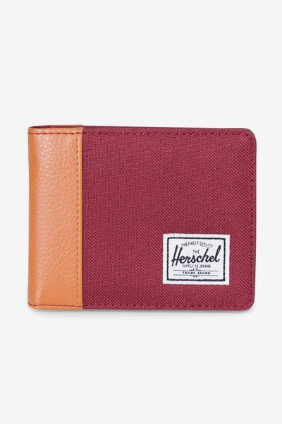 Herschel Supply Co Edward RFID Wine/Tan