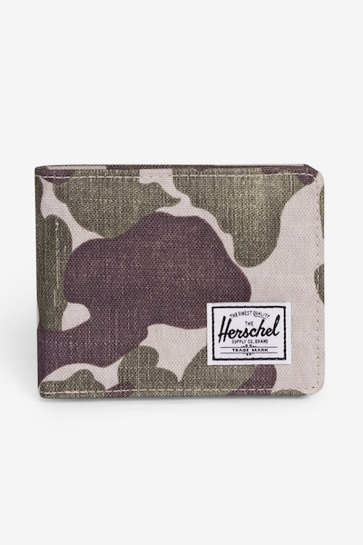 Herschel Supply Co Roy RFID Frog Camo