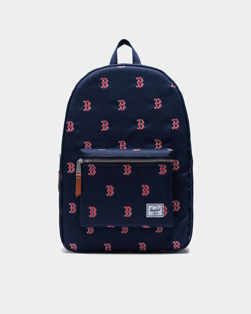 Herschel Bag Co Men's Boston Red Sox Settlement MLB East x West Backpack Peacoat