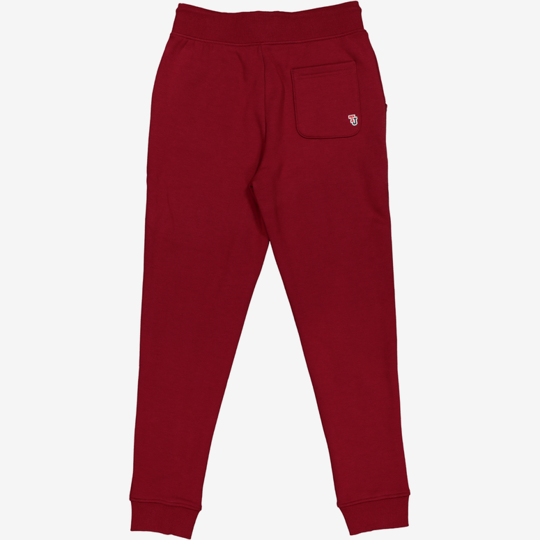 Tommy Jeans Women's TJW Tommy Classics Sweatpant Maroon