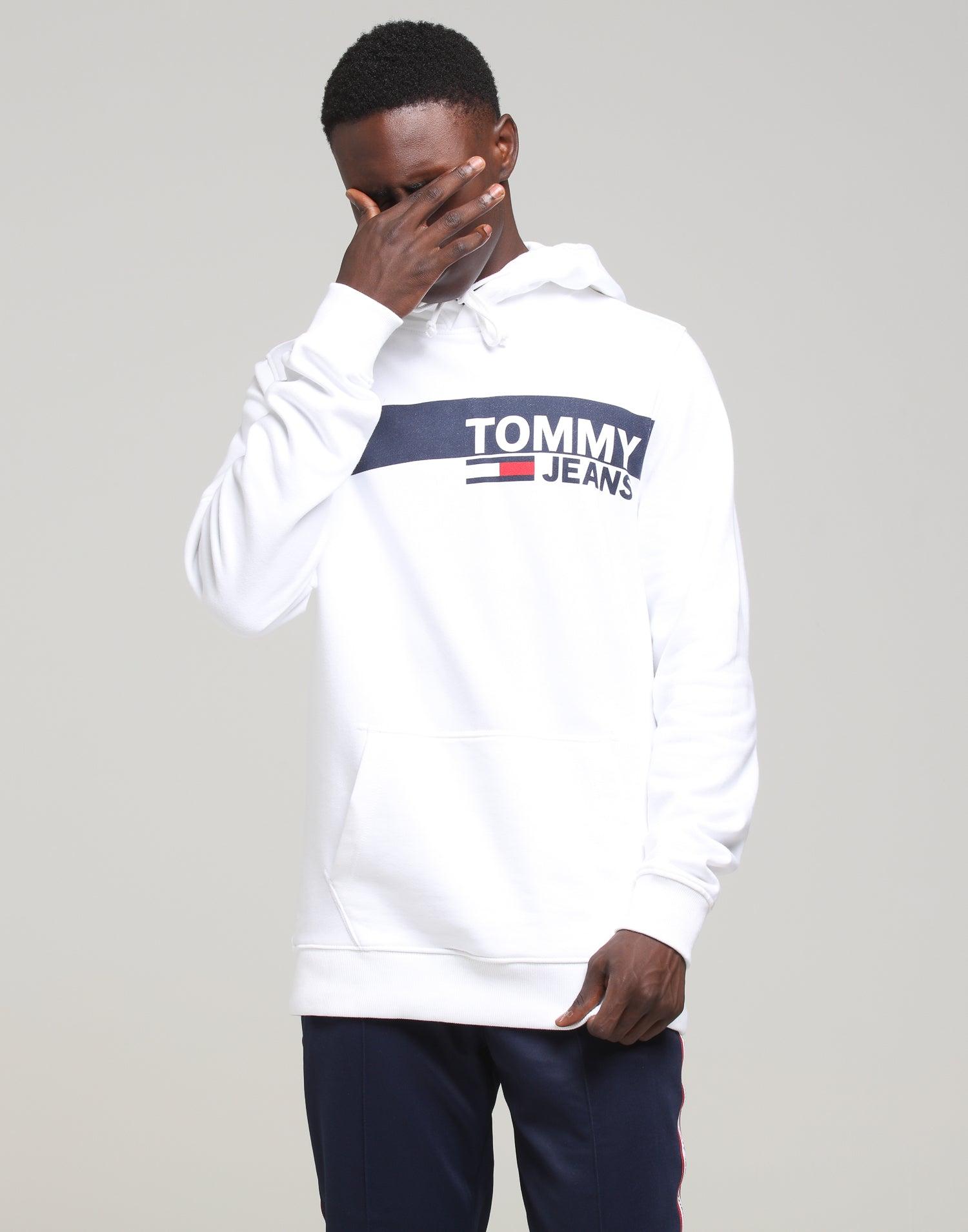 Tommy Jeans Men's TJM Essential Graphic Hoodie