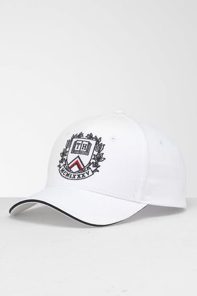 Tommy Jeans Badge Strapback Cap Bright White