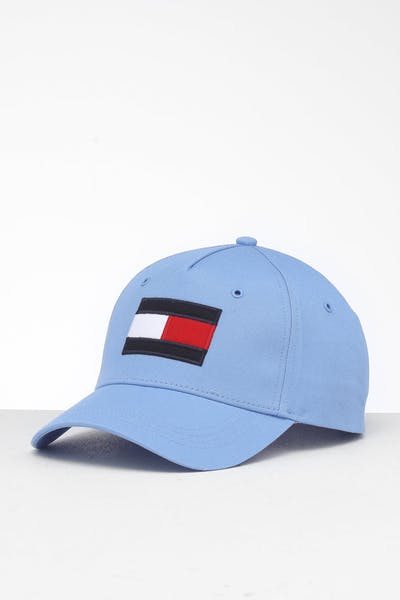 49ce9051 Tommy Jeans Big Flag Cap Cornflower Blue ...
