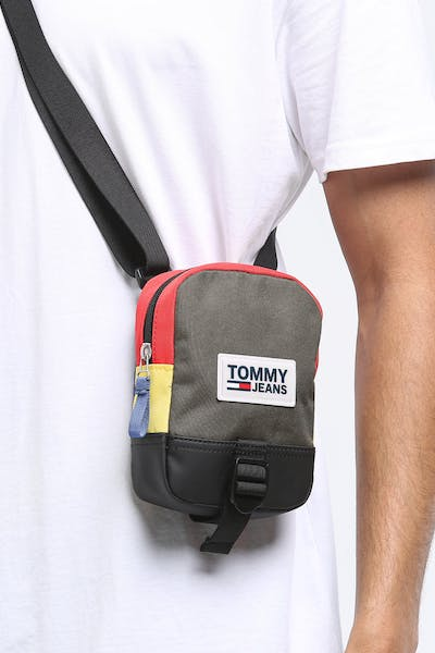 Tommy Jeans TJM Urban Varsity Reporter CB Multi-coloured